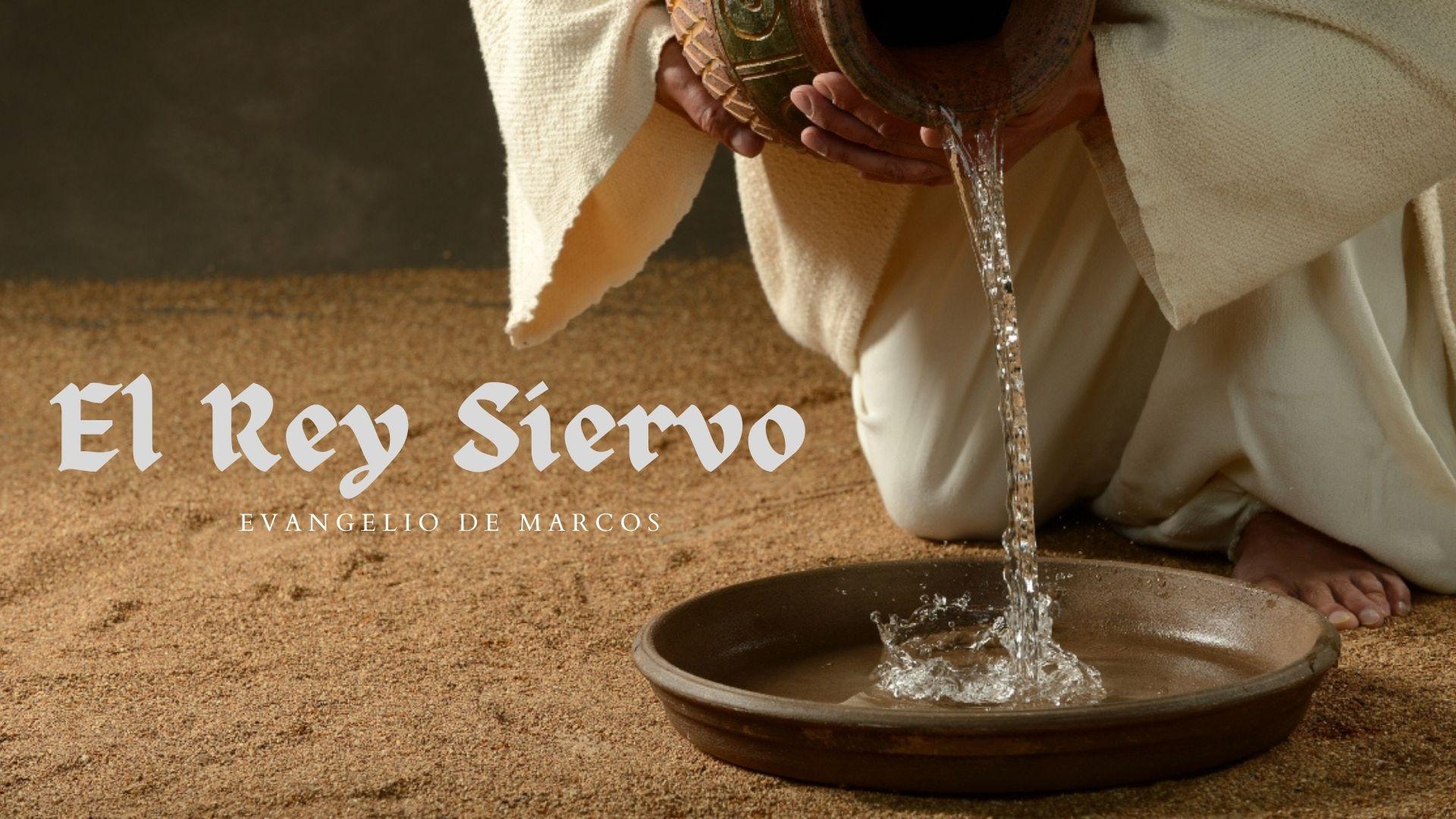 El Rey Siervo